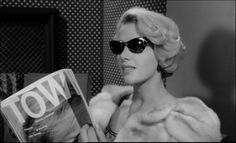 Justine Lord in the Edgar Wallace Mysteries episode, Incident At Midnight. 1963