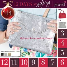 Perfect for Organizing your Jewell Bag!  MyJewellStyle.com/AngieGibson