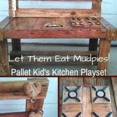 Diy: Portable Pontoon Using Old Pallets and Old Blue Drums Pallet Kids, Pallet Dog Beds, Pallet Barn, Small Pallet, Pallet Shed, Old Pallets, Recycled Pallets, Recycled Wood, Pallet Crafts