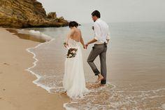 beach wedding elopement Algarve Portugal-105