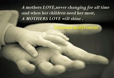 Precious Family: A mothers love ....