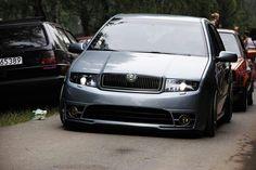Car Volkswagen, Skoda Fabia, Car Tuning, Nice Cars, Mk1, Bmw M5, Cars And Motorcycles, Rally, Artworks