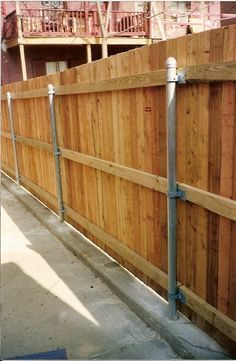 Convert Chain Link Fence into Privacy Fence . Convert Chain Link Fence into Privacy Fence Cheap Privacy Fence, Backyard Privacy, Diy Fence, Fence Landscaping, Backyard Fences, Fence Ideas, Chain Link Fence Privacy, Chain Fence, Yard Fencing