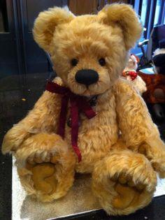 Monty retired bear