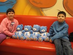 Kerry's Korner #33: Autism Speaks Build-A-Bear