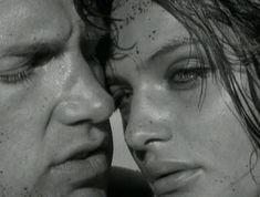 Chris and Helena in his Wicked Games video.