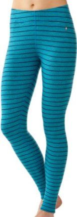 Smartwool Women's Midweight Pattern Bottom (X-Large, Arctic Blue Heather) by SmartWool. $99.95. Made from Smartwool's warmest baselayer fabric, these bottoms will keep you warm in the coldest conditions. Made specifically to wear with ski boots, they also feature a covered elastic waistband, flatlock seam construction and a midrise waist.
