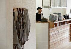 120 seats and a huge menu to match. This is one seriously ambitious cafe.