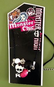 Monster High Necklace New in Package Jewelry | eBay