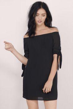 e46c8a07d46 Miss Genial Off Shoulder Dress Shoulder Sleeve, Off The Shoulder, Cold Shoulder  Dress,