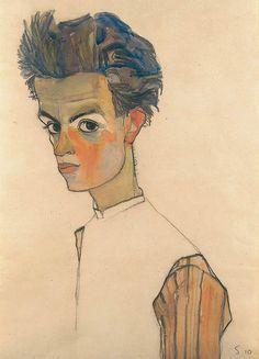 Egon Schiele.
