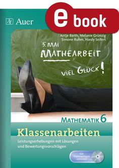Klassenarbeiten Mathematik 6 | unterrichtsmaterialien24.de