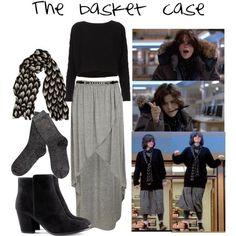 The Basket Case Allison Reynolds - Ally Sheedy. I was that girl. Ally Sheedy Breakfast Club, The Breakfast Club, Cute Halloween Costumes, Cool Costumes, Costume Ideas, Kintsugi, Breakfast Club Costume, Fasion, Fashion Outfits