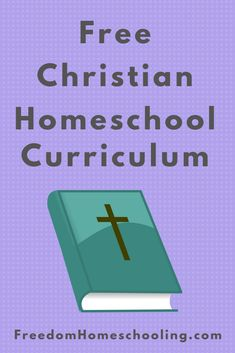 Freedom Homeschooling provides free Christian curriculum guides for each grade. All subjects are covered with high-quality, engaging materials. Kindergarten Homeschool Curriculum, Science Curriculum, Homeschooling, Christian School, Christian Homeschool, Math Math, Math Fractions, Math Games, Education
