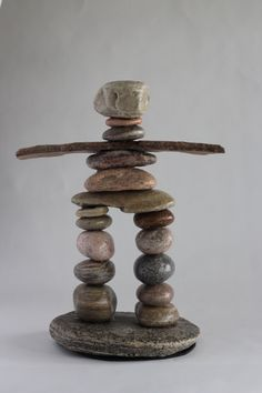 INUKSHUK by EclecticStudioOne on Etsy