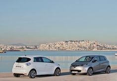 100% electric - the new Renault ZOE