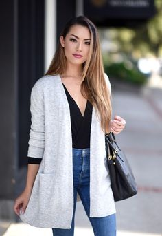 How to Style a Cardigan Two Ways