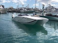 High Performance Boats for Sale High Performance Boat, Cat Years, Cats For Sale, Pompano Beach, Yacht Boat, Engine Types, Speed Boats, Large Photos, Photo L