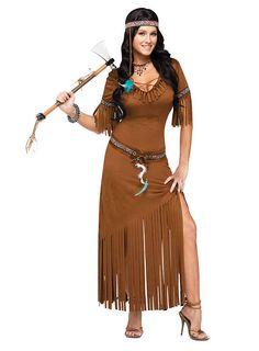 Prärie Indianerin Kostüm ★ online kaufen ★ maskworld.com