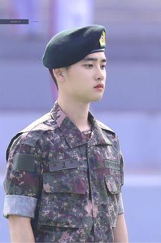 190806 Do Kyungsoo Military Service