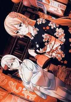 Alice and Erina
