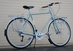 Mark just finished up building this well equipped Sage Green 55cm Albastache'd Sam.