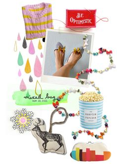 Eatdrinkchic.com ... I love every entry on this blog. Lots of little bits of bright colors, cute party and gift ideas, and fun but classy fashion.