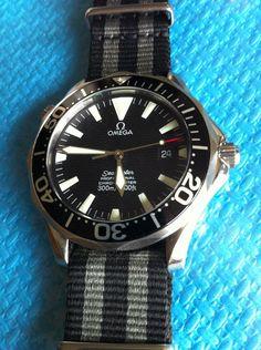 "Coin des Affaires - omega seamaster ""peter blake"" 2254.50.00"