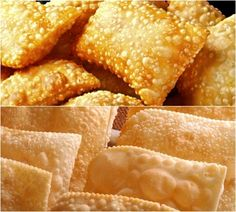 Receita de Massa de Pastel: pastel fácil de preparar Cake Recipes, Snack Recipes, Cooking Recipes, Snacks, Foto Pastel, Brazilian Dishes, Beignets, Empanadas, Milkshake