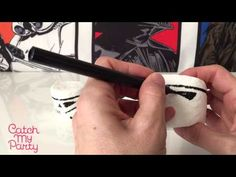 How To Make A Stormtrooper Marshmallow   Catch My Party