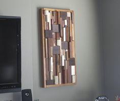 Scrap Wood Wall Art | Scrap Wood Wall Art | art