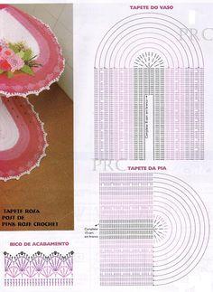 Tapete+Crochet+c+Flores+em+Rosa+gr2.JPG (819×1124)