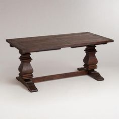 One of my favorite discoveries at WorldMarket.com: Arcadia Extension Table