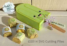 Kawaii Popsicle Box