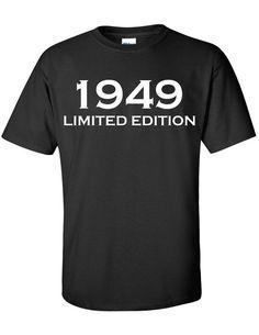 1949 Limited Edition 65th Birthday Party Shirt TShirt by Bargoonys