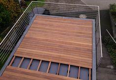 Terrassendielen Verlegen Nach Bauanleitung   Montieren Sie Ihre Holzterrasse  Nach Diesen Regeln Und Sie Erhalten Eine