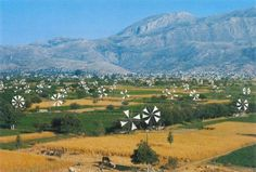Новости: Долина с тысячами мельниц