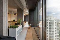 Galería de Novopecherskie Lipki Penthouse / Olha Akulova Design - 5