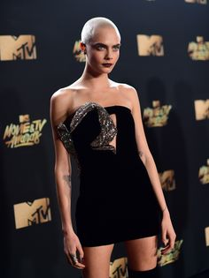 The 2017 MTV Movie and TV Awards Red Carpet Was a Youth Parade Photos | W Magazine