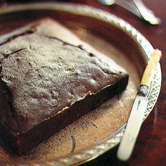 Lafayette Gingerbread: According to tradition, this gingerbread was named after General Lafayette in the 1780s after George Washington's mother served him a piece, captivating him forever. [click for recipe]