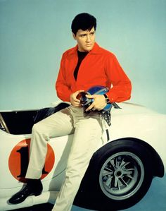 February 21, 1966 Principal photography began on Spinout.