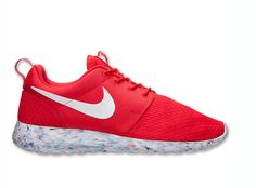 Nike Roshe Run Red Marble Available Now