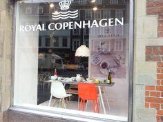 Royal Copenhagen, Amagertorv 6  1160 København