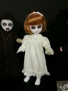 Living Dead Dolls - She Who Walks the Night