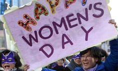 Why do we need an International Women's Day?