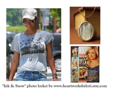 WIN this photo locket as seen on Halle Berry at The Funky Monkey! Giveaway ends 9/7/12.