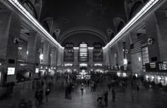 The Christmas Rush at Grand Central Station New York by Tristan Brittaine on 500px