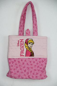 Hey, I found this really awesome Etsy listing at https://www.etsy.com/listing/200295179/disney-frozen-tote-bag-handbag