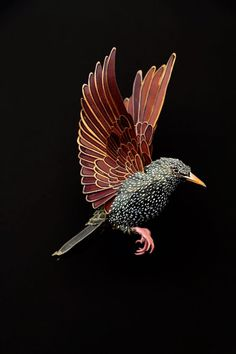 Diana-Beltran-Herrera-esculturas-de-papel-aves-mariposas-9.jpg (721×1082)