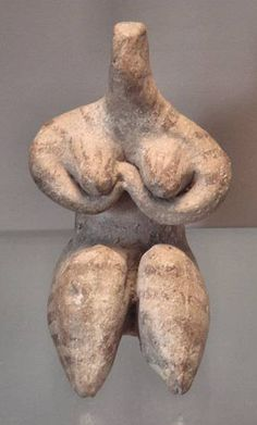 "Samarran figurine ""mother goddess"""